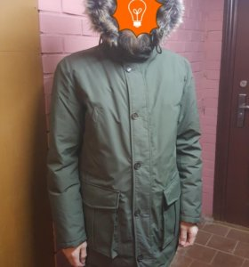 "Парка Ben Sherman ""Quilted Arctic Parka"""
