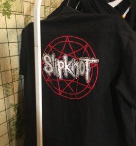 Рубашка мужская Slipknot