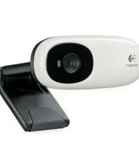 Вебкамера Logitech WebCam C110