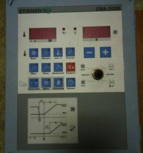 Контроллер микроклимата