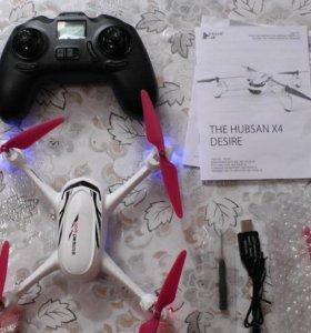 квадрокоптер Hubsan H502E X4 DESIRE CAM