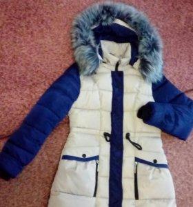 Куртка зимняя, 44 р-р