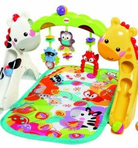 Детский игровой комплекс «Растем вместе»