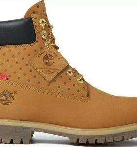 Ботинки Timberland (на меху)