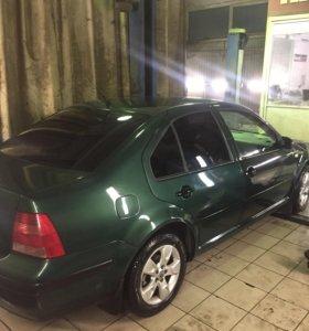 Volkswagen Bora 1999г, автомат, 1.6