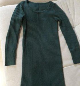Платье трикотаж