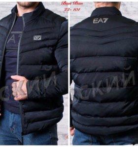 Куртка Зимняя копия бренда Armani