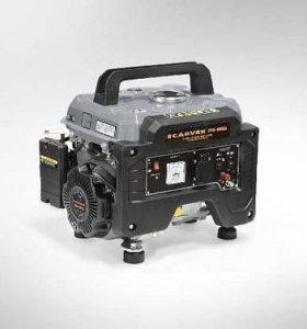 Генератор бензиновый CARVER PPG- 1000А