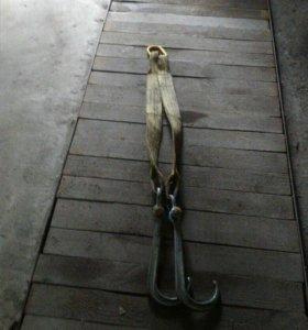 J крюки и комплект ремней для эвакуатора