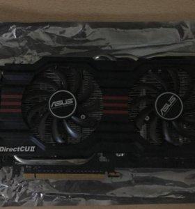 Asus gtx 660 dcii OC 2 GB