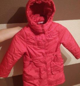 Пальто для деочки