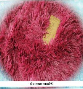 Одеяло(покрывало) с длинной ворсой