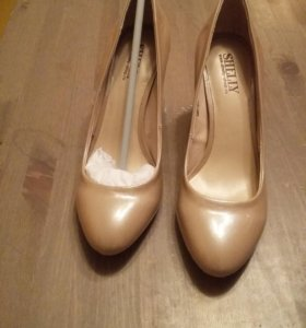 Туфли лакированная кожа (натуральная)