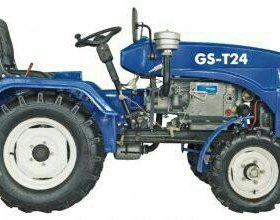 Минитрактор GARDEN SCOUT GS-T24