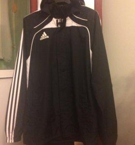 Куртка болонка черного цвета мужская