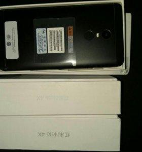 Xiaomi redmi note 4x 3/16 гб