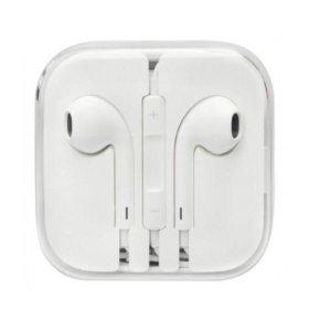 Новые наушники Apple оригинальные