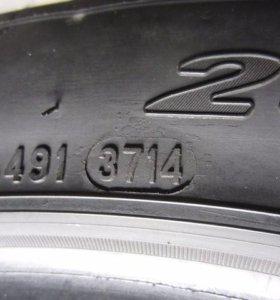 Пара летних шин Pirelli 255/40 R19