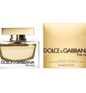 Парфюм D&G the one
