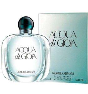 Парфюм G. Armani Acqua di Gioia