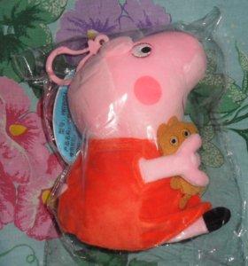 Свинка ПЕППА, мягкая игрушка