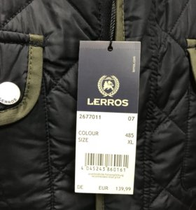Мужская куртка LERROS