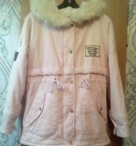 Куртка зимняя можно для беременных