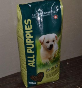 All Puppies корм для щенков