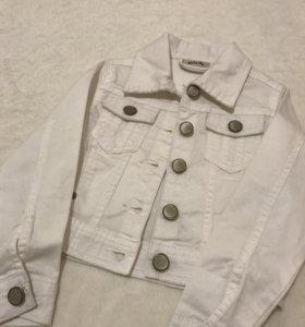 Джинсовая курточка новая