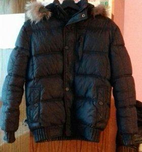 Куртка зимняя мальчик 12-13 лет
