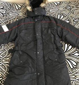 Зимняя куртка (пальто)