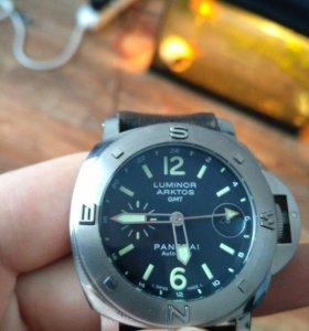 Часы мужские Panerai:Luminor Arktos GMT