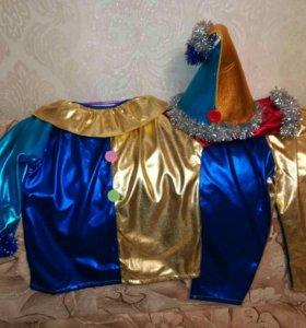 Новогодние костюмы на 3-4 года