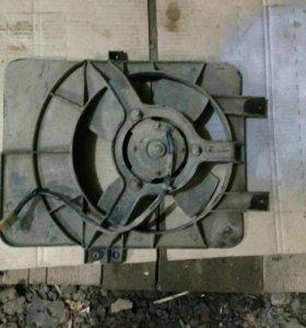Вентилятор ВАЗ 2110 переднеприводные