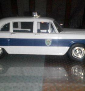 Checker police;ford consul police