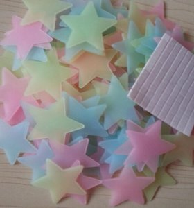 звездочки светящиеся