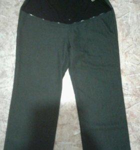 штаны для беременных с начесом 48 50 52