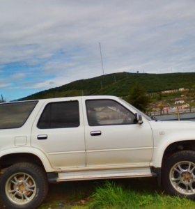 Продам джип Тойота Hilux Surf.Звонить по т.661525