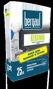 """""""Bergauf Keramik"""" - Клей универ. для плитки"""