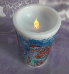 Светильник- свеча