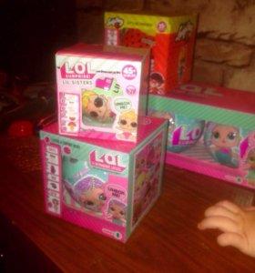 Кукла LOL и НОВИНКА 2 серия!!!!