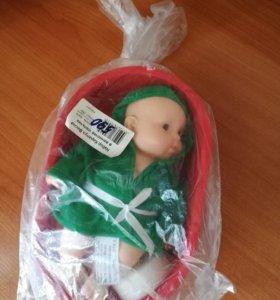 Игрушка кукла. Новая.Россия
