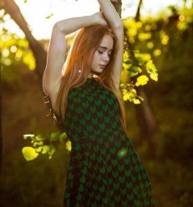 Платье пенал