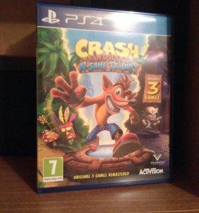 Crash bsndicot ps4