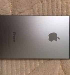 iPhone 5s 16 gigabytes