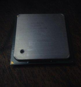 Процессор Celeron 2 ГГц сокет 478