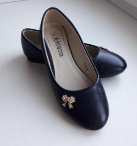 Туфли для девочки р.30