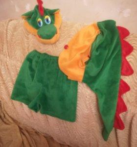 Новогодний костюм на 2-4 года