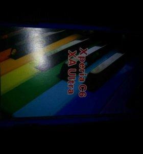 Чехол Sony Xperia C6XA Ultra