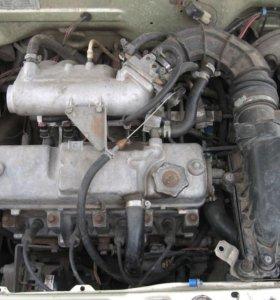 Двигатель Ваз2110
